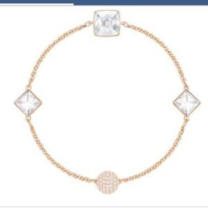 Swarovski Remix spike crystal bracelet